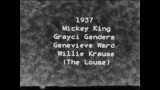 Mickey King, Grayci Genders, Genevieve Ward & Willie Krause (The Louse)